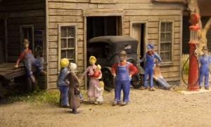 HO Scale Figures